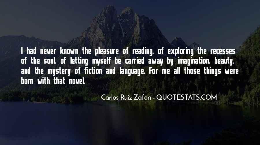 Exploring Myself Quotes #1228377