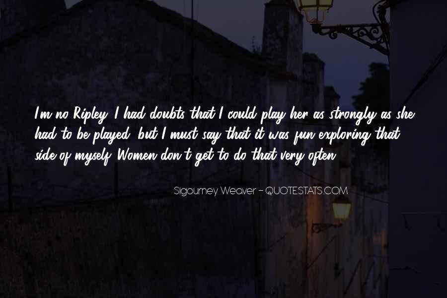 Exploring Myself Quotes #1295905