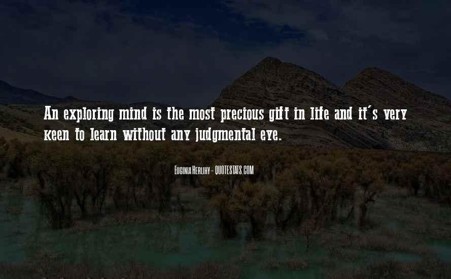 Exploring Myself Quotes #133139