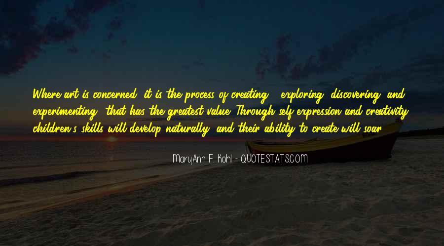 Exploring Myself Quotes #165990