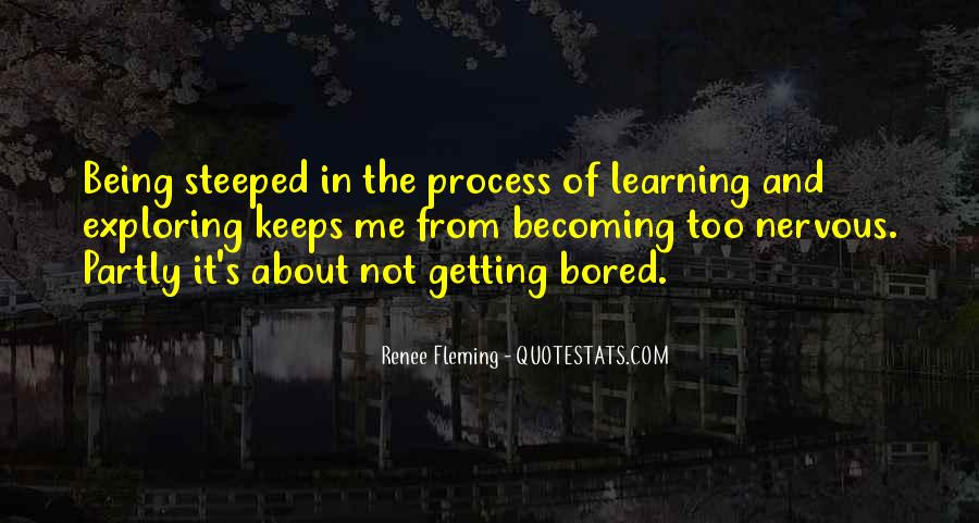 Exploring Myself Quotes #33550