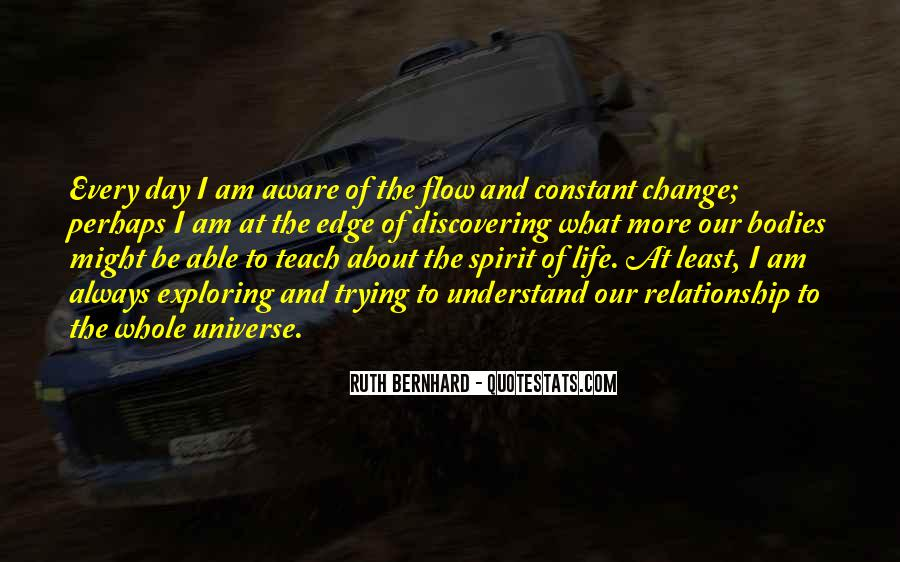 Exploring Myself Quotes #41734