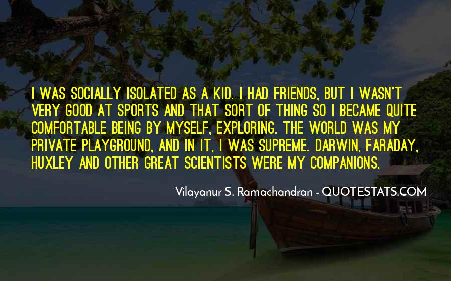 Exploring Myself Quotes #748064