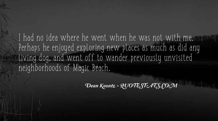 Exploring Myself Quotes #79975