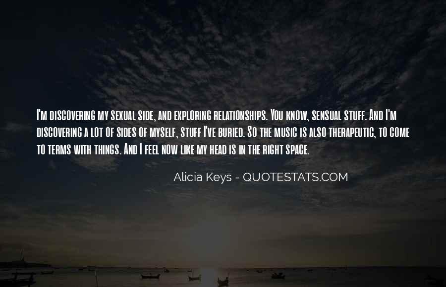 Exploring Myself Quotes #841921