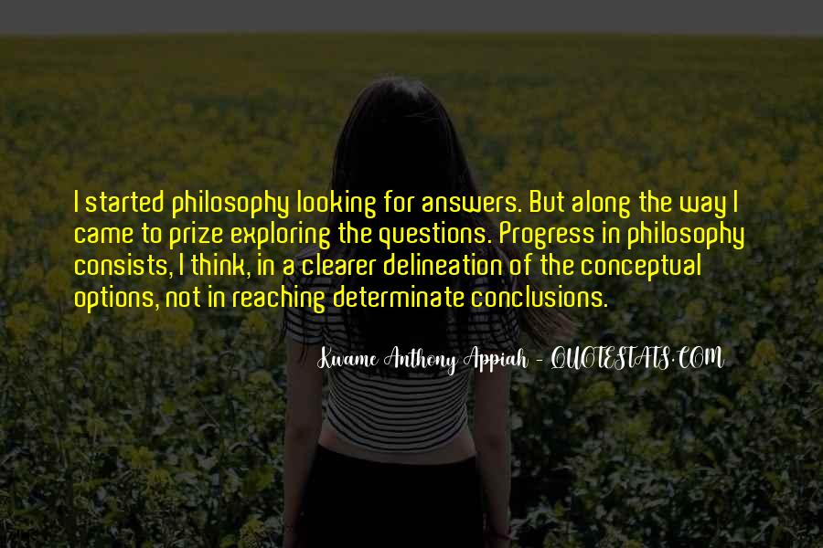Exploring Myself Quotes #85602