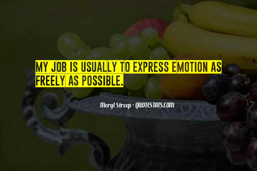 Express Freely Quotes #292472