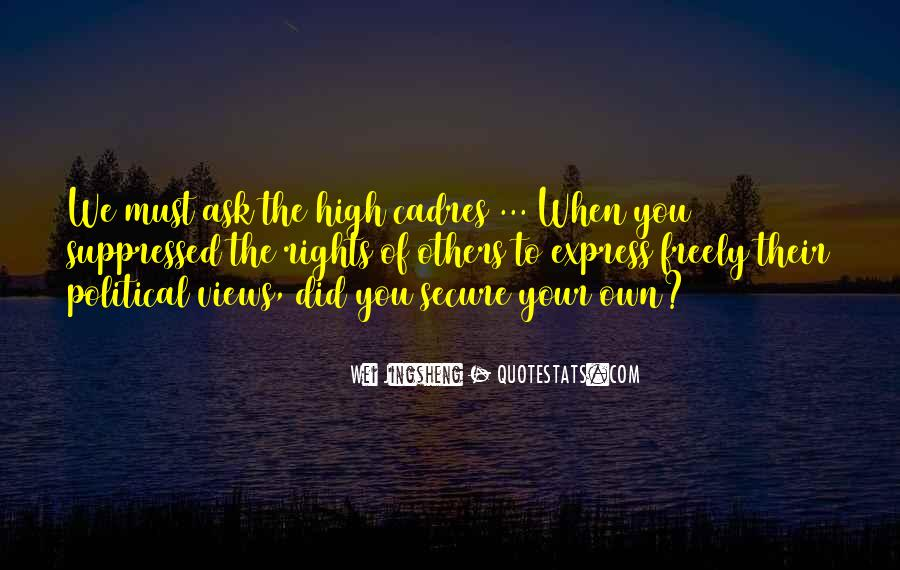 Express Freely Quotes #558980