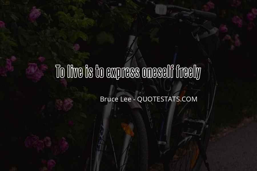 Express Freely Quotes #880843