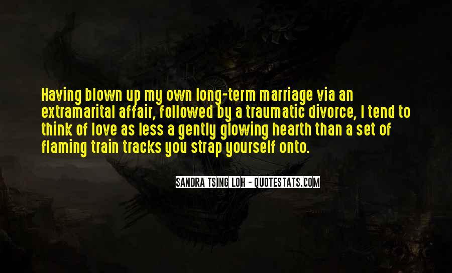 Extramarital Love Quotes #1125274