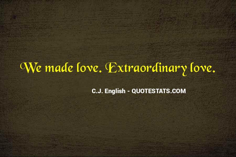 Extramarital Love Quotes #1808704