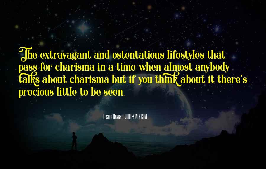 Extravagant Quotes #619510