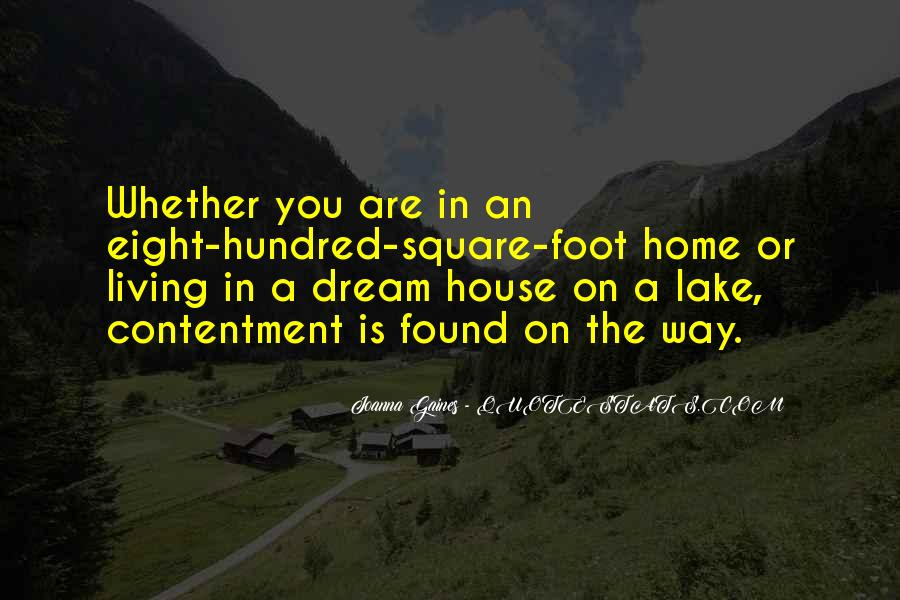 Quotes About The Lake House #1728193