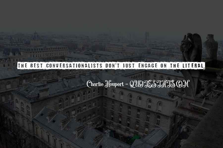Eye Contact Body Language Quotes #1662962
