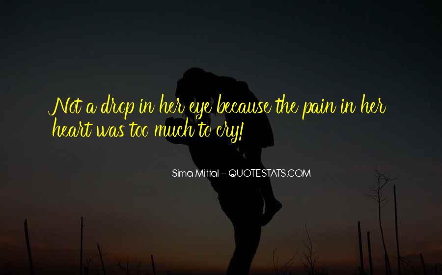 Eye Drop Quotes #1610388