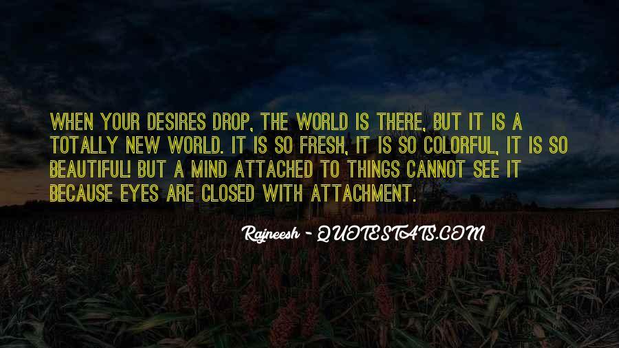 Eye Drop Quotes #1813018