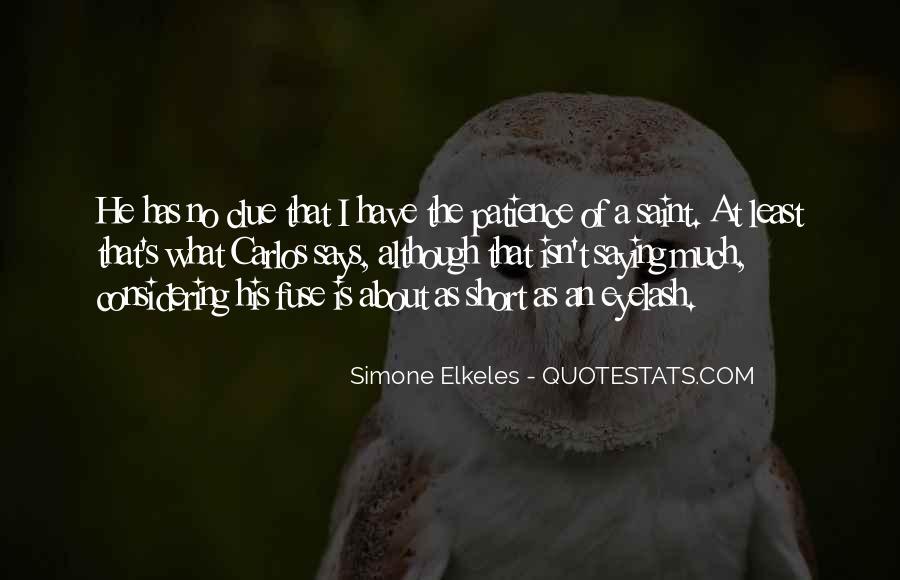 Eyelash Wish Quotes #1628481