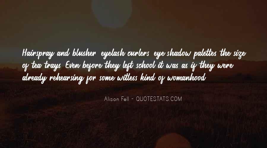 Eyelash Wish Quotes #678269