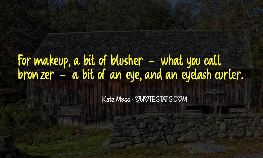 Eyelash Wish Quotes #854396