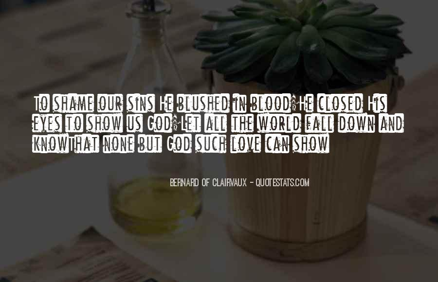 Eyes Closed Love Quotes #167432