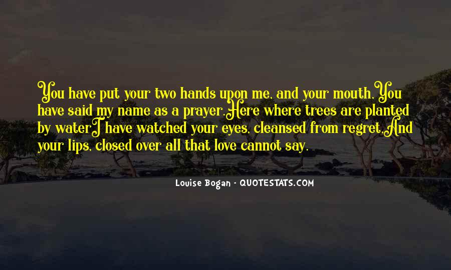 Eyes Closed Love Quotes #1707399