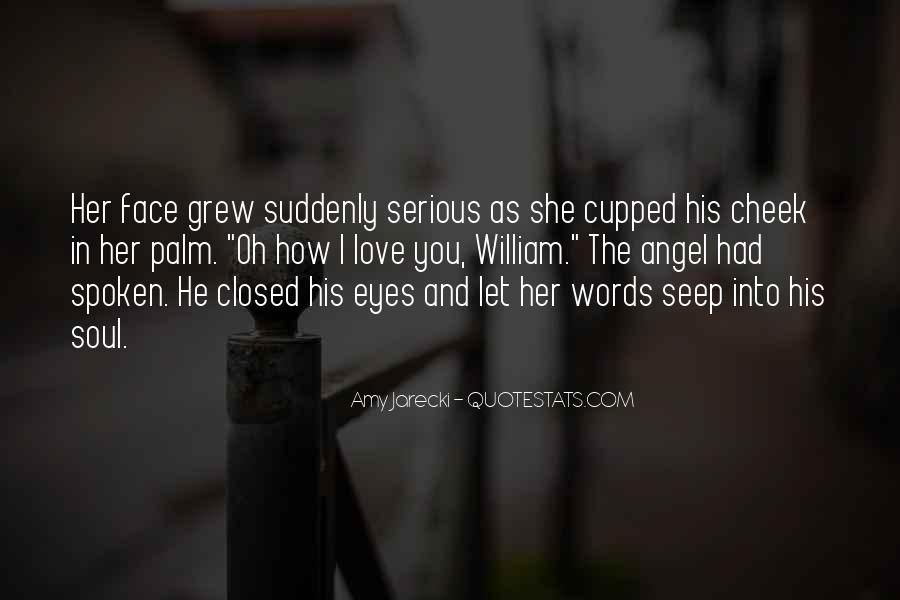 Eyes Closed Love Quotes #746258