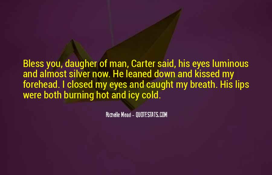 Eyes Closed Love Quotes #942501