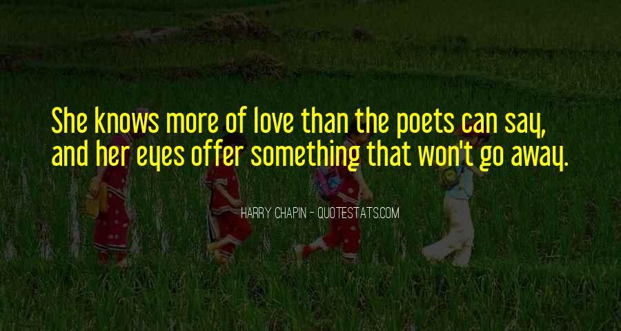 Eyes Say Something Quotes #1197