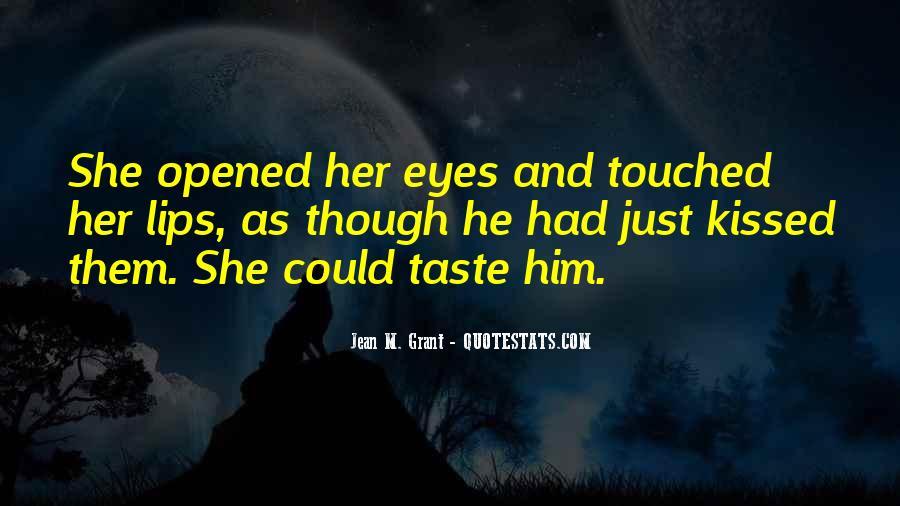 Eyes Say Something Quotes #1759