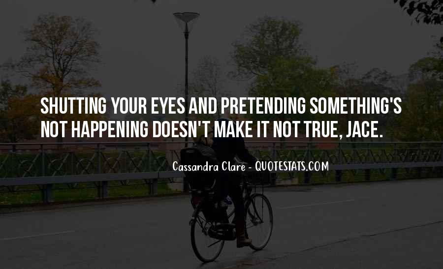 Eyes Say Something Quotes #3818