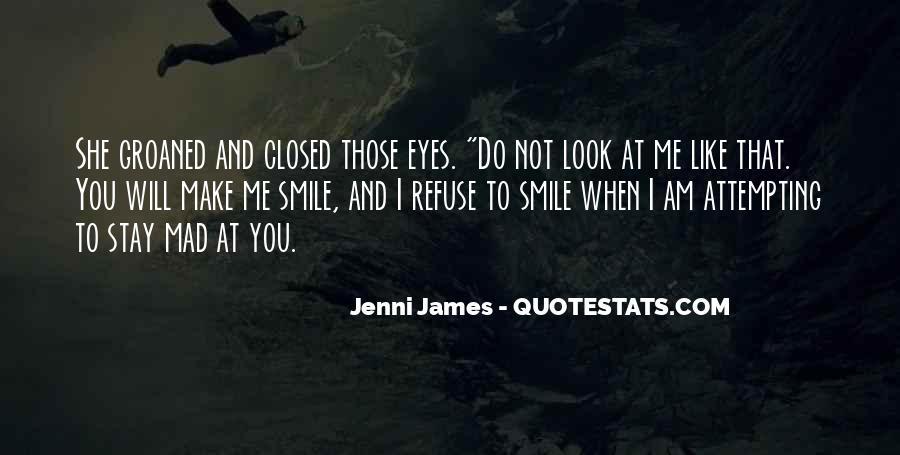 Eyes Say Something Quotes #3942