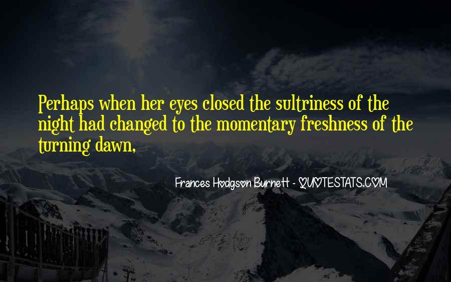 Eyes Say Something Quotes #8677
