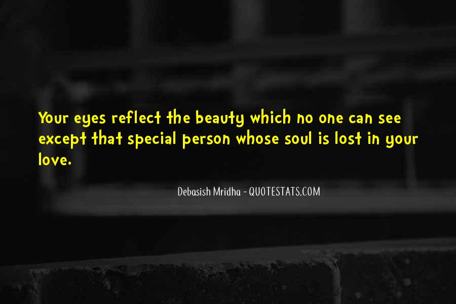 Eyes See Beauty Quotes #781980