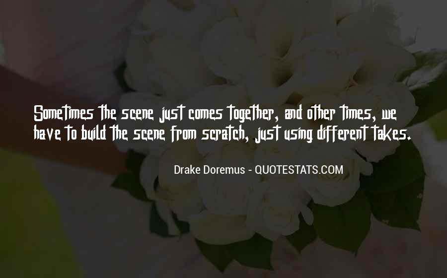 F.m Drake Quotes #2300