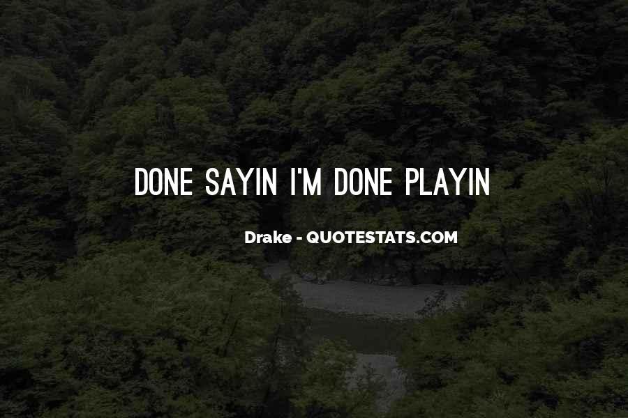 F.m Drake Quotes #50606