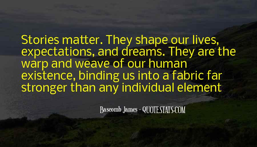 Fabric Inspirational Quotes #615945