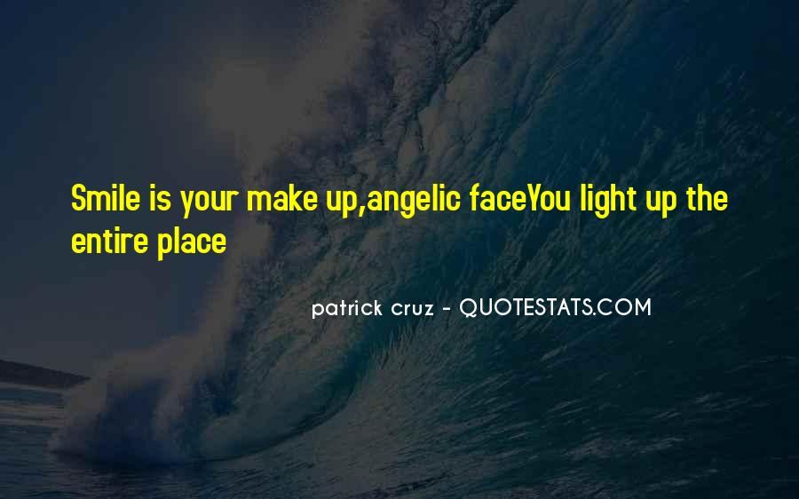 Face Smile Quotes #133129