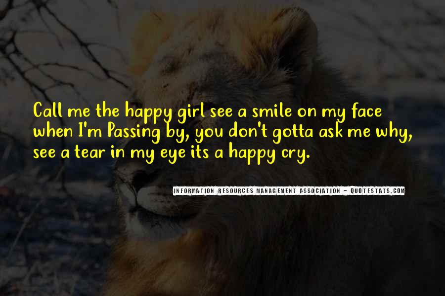 Face Smile Quotes #147985