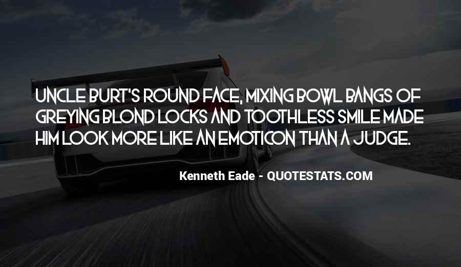 Face Smile Quotes #169422
