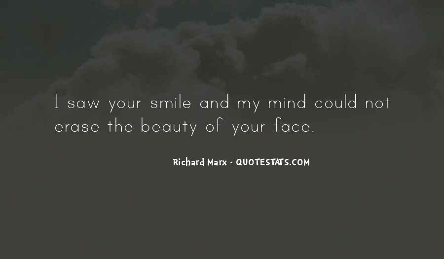 Face Smile Quotes #18718