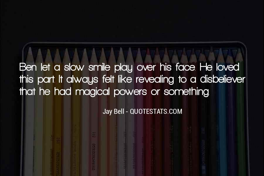 Face Smile Quotes #200790