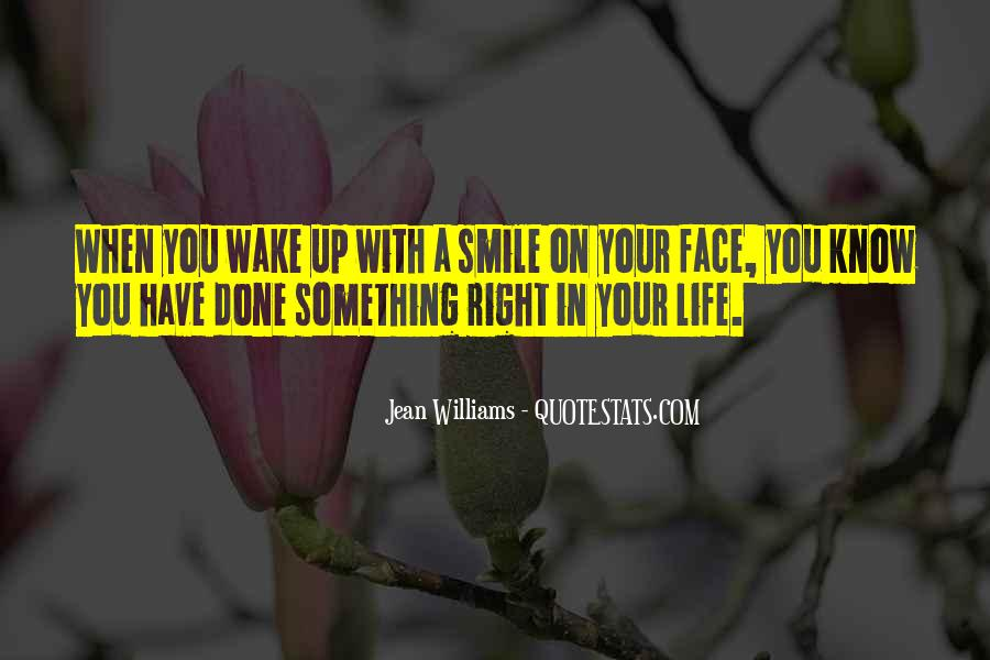 Face Smile Quotes #209841