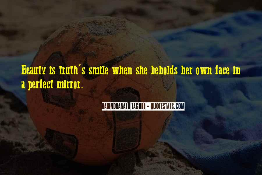 Face Smile Quotes #210971