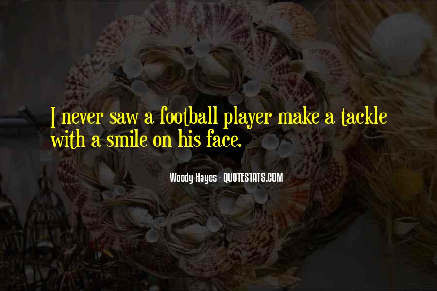 Face Smile Quotes #211625