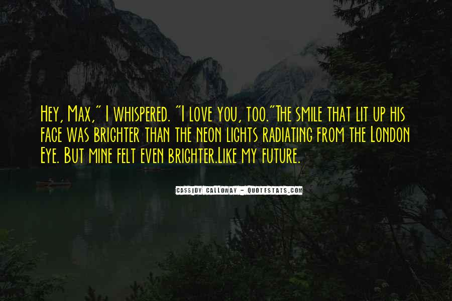 Face Smile Quotes #224843