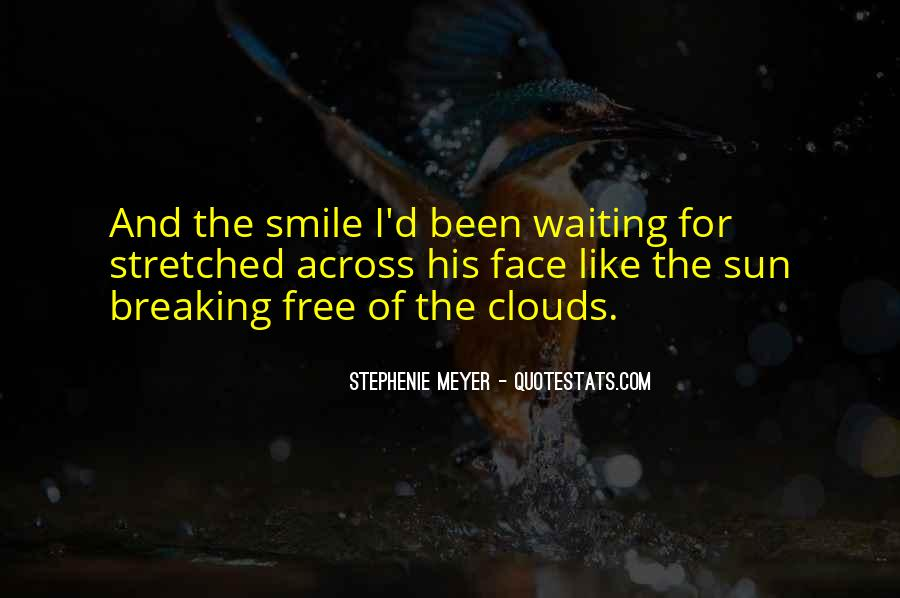 Face Smile Quotes #25015