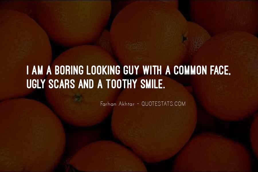 Face Smile Quotes #253690