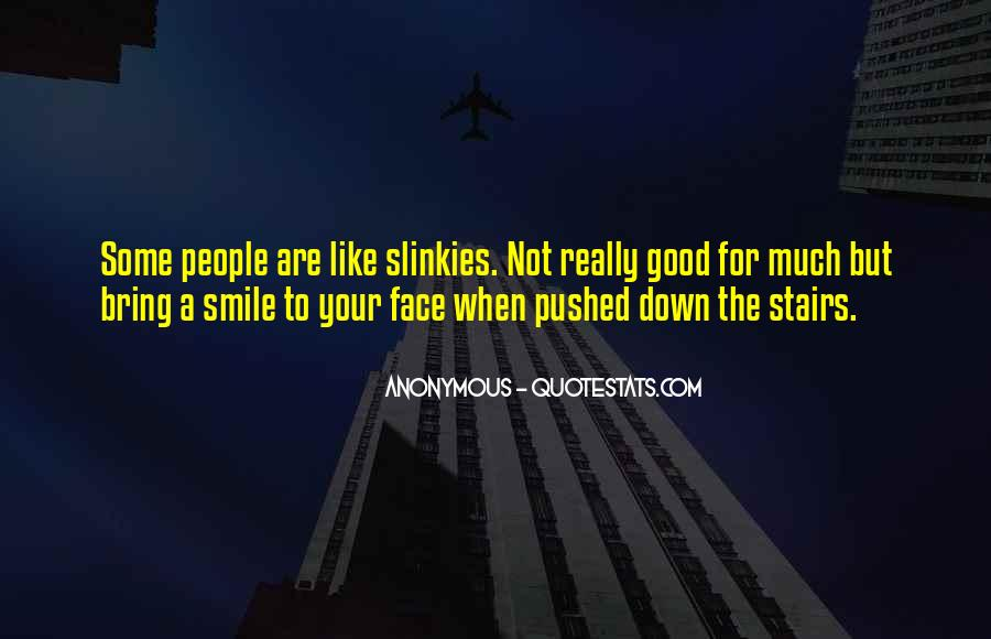 Face Smile Quotes #257969