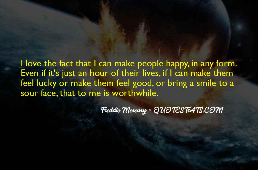Face Smile Quotes #278397