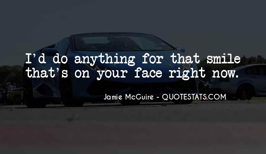 Face Smile Quotes #33650